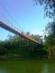 membatang panjang melintas Citanduy