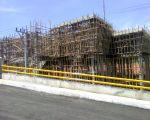 Masjid under construction
