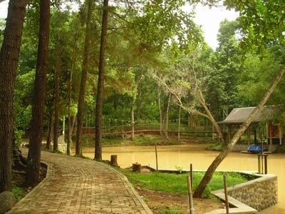 Taman Situ Mustika