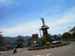Patung Pahlawan Nasional Ilyas Ya'kub